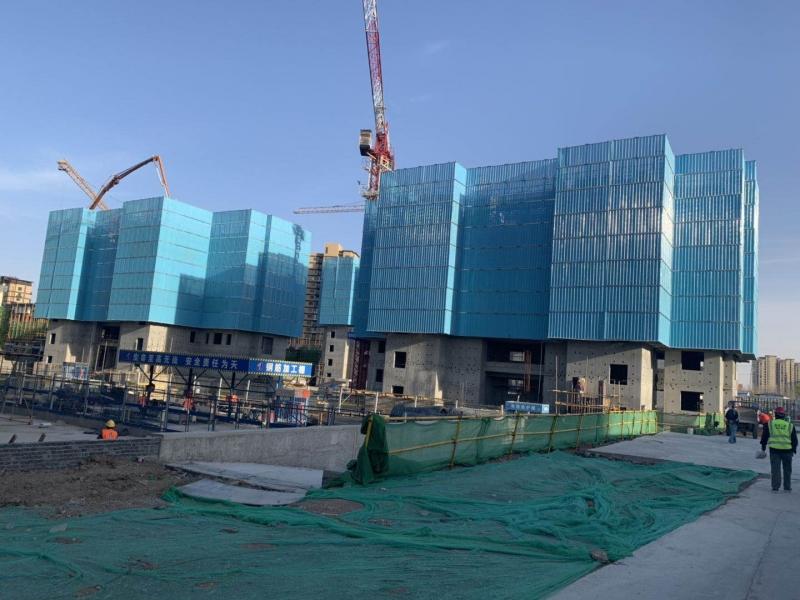 建筑工程爬架